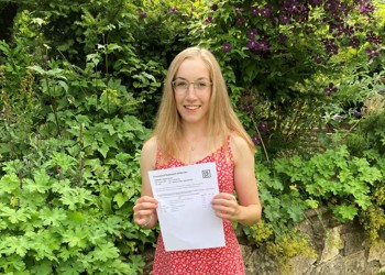 HSDC RESULTS 2021 Issy Vickery