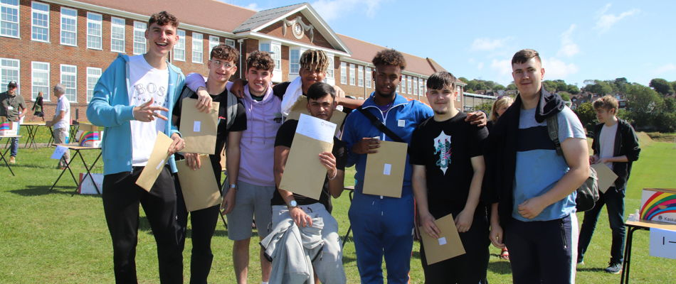 Varndean College Results Day 2021 (6)